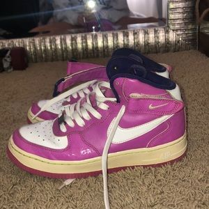 Pink Air Force I